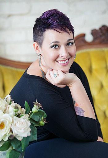 Jonnilyn Spinks - Creative Director/ Lead Coordinator